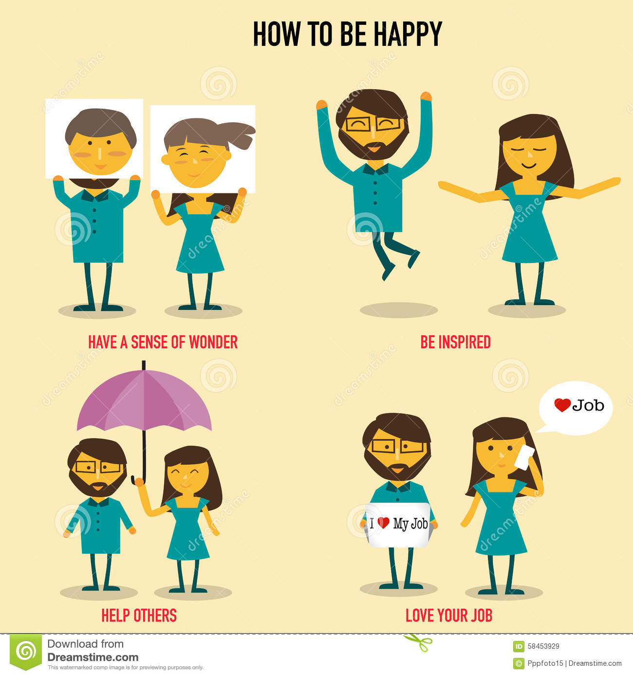How To Be Happy With Have A Sense Of Wonder Help Others Be