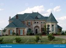 Huge Beautiful Brick House