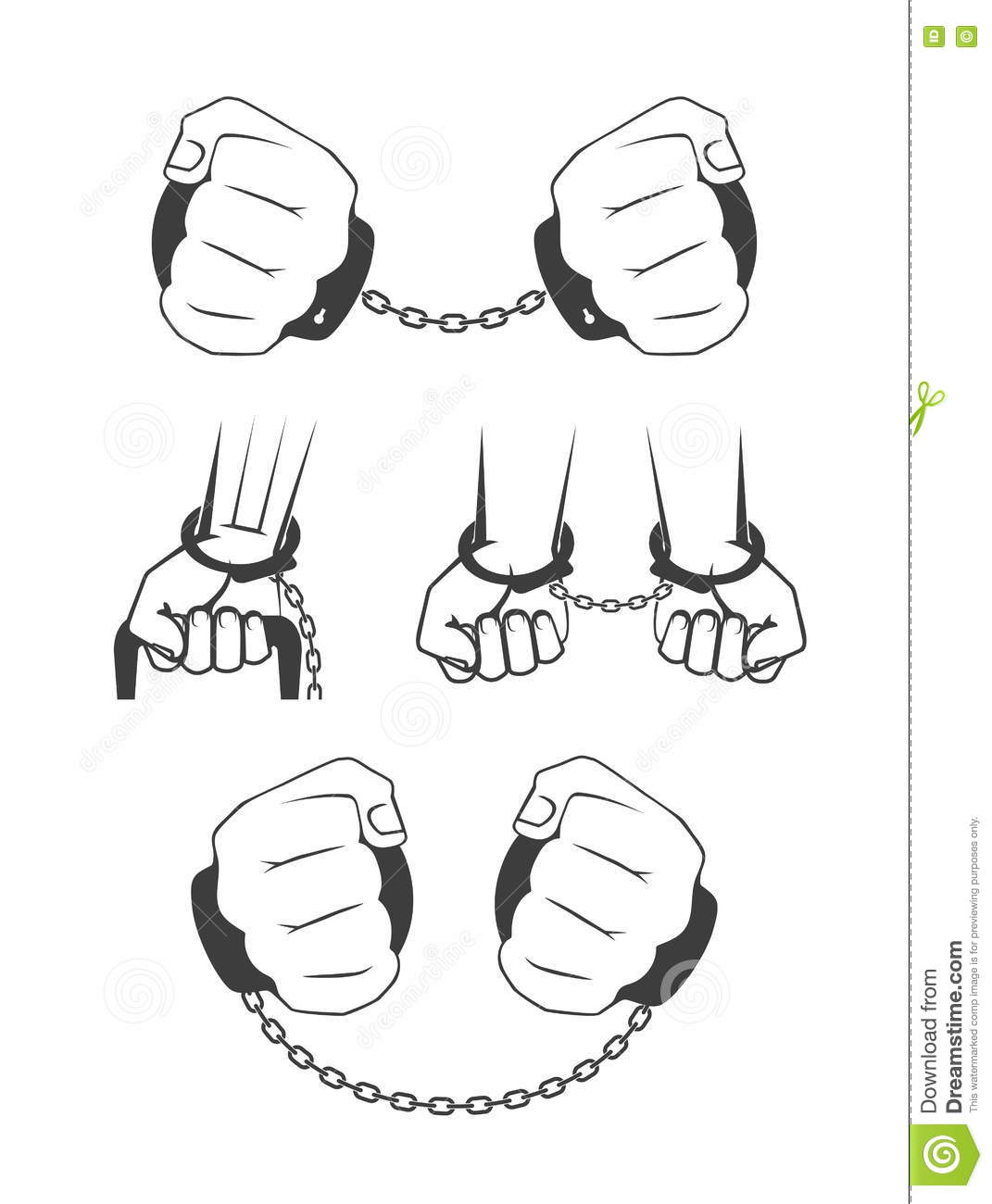 Manacles Cartoons, Illustrations & Vector Stock Images