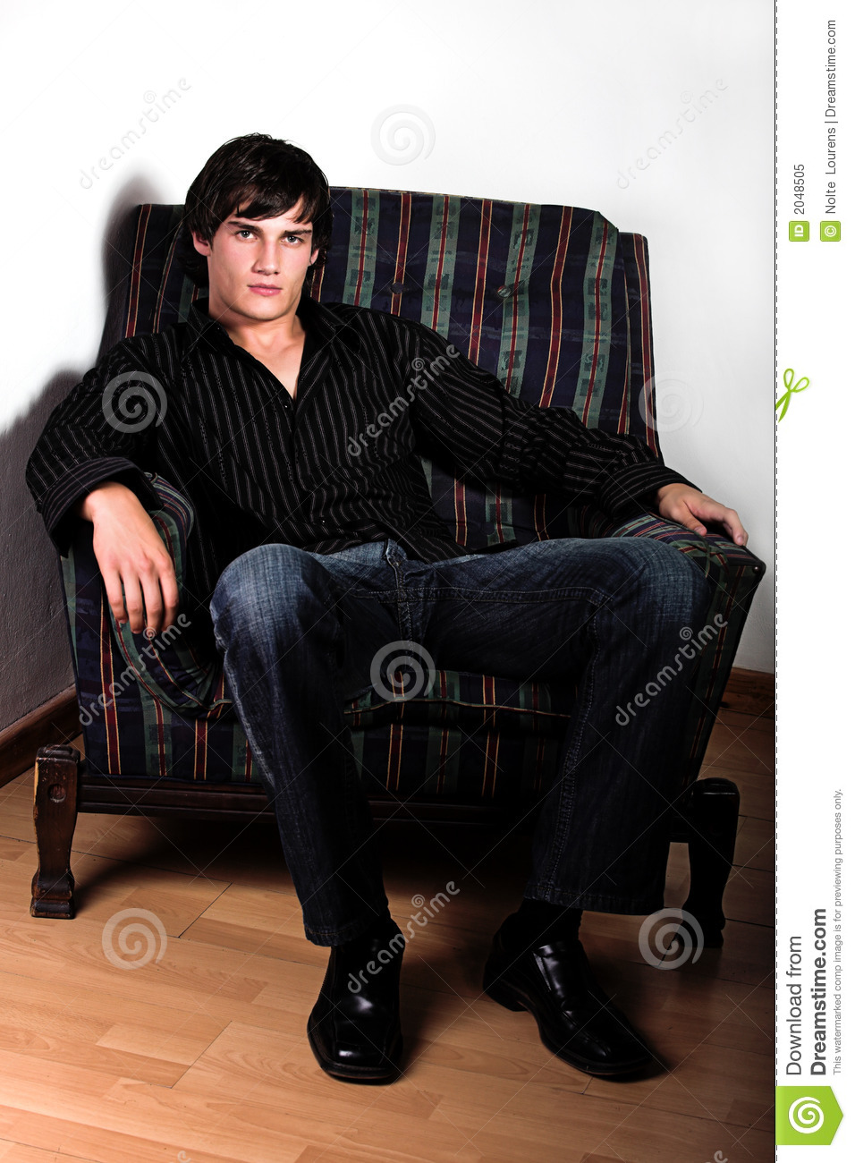 sofa chair for baby girl affordable leather sleeper hunk on royalty free stock photo - image: 2048505