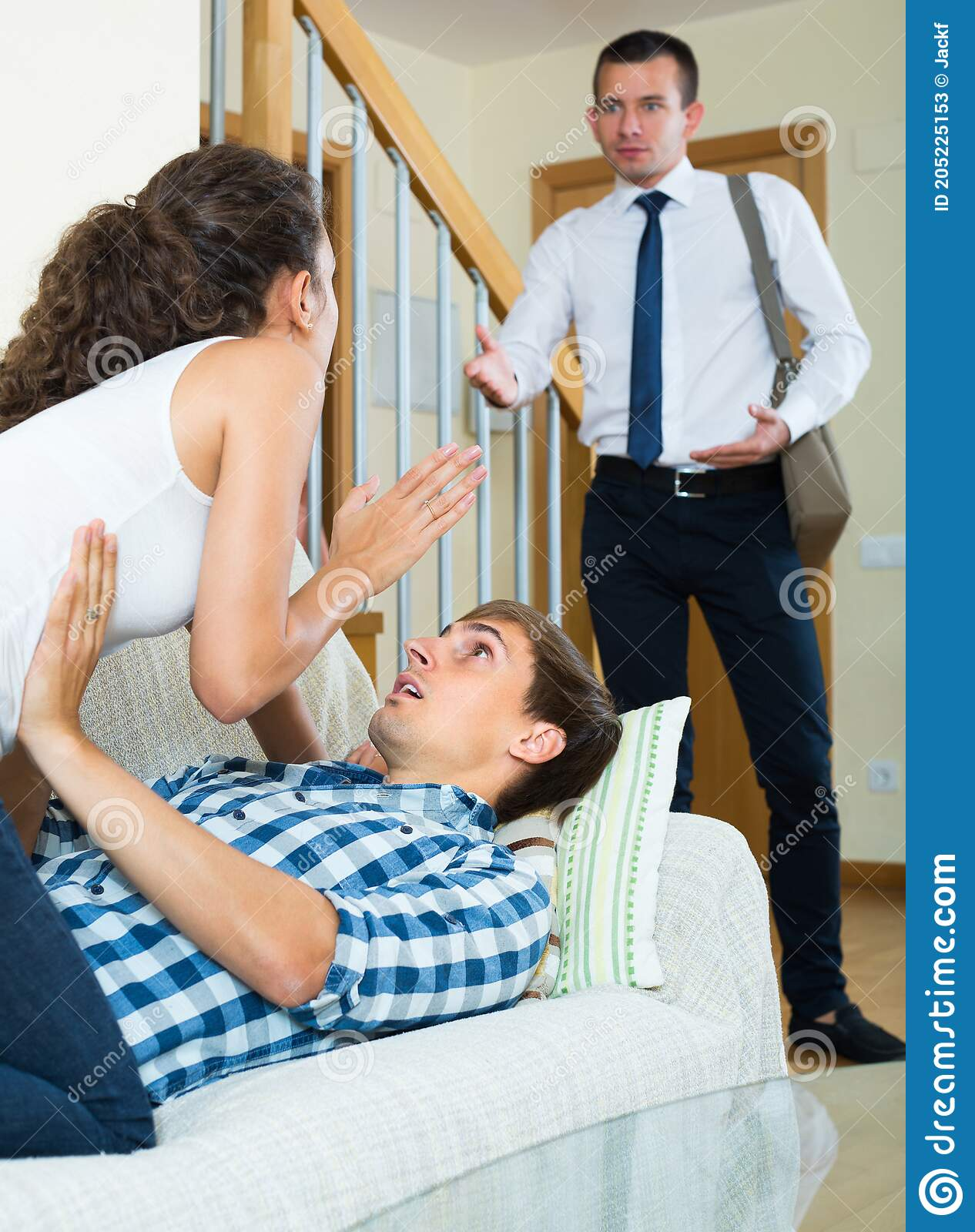 Cheating Wife Pic : cheating, Cheating, Spouse, Photos, Royalty-Free, Stock, Dreamstime