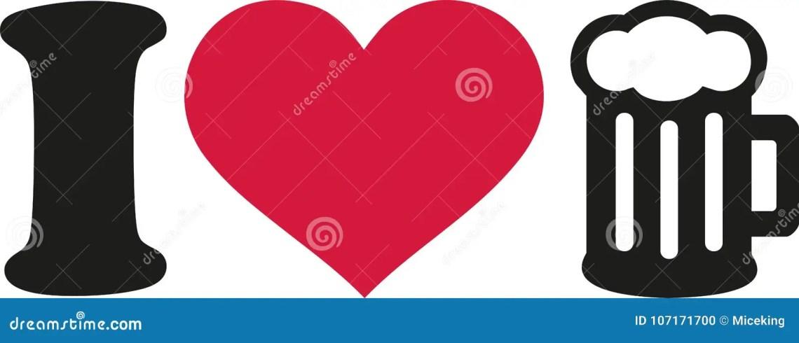 Download Love Beer Free Svg - Layered SVG Cut File - Best Script ...