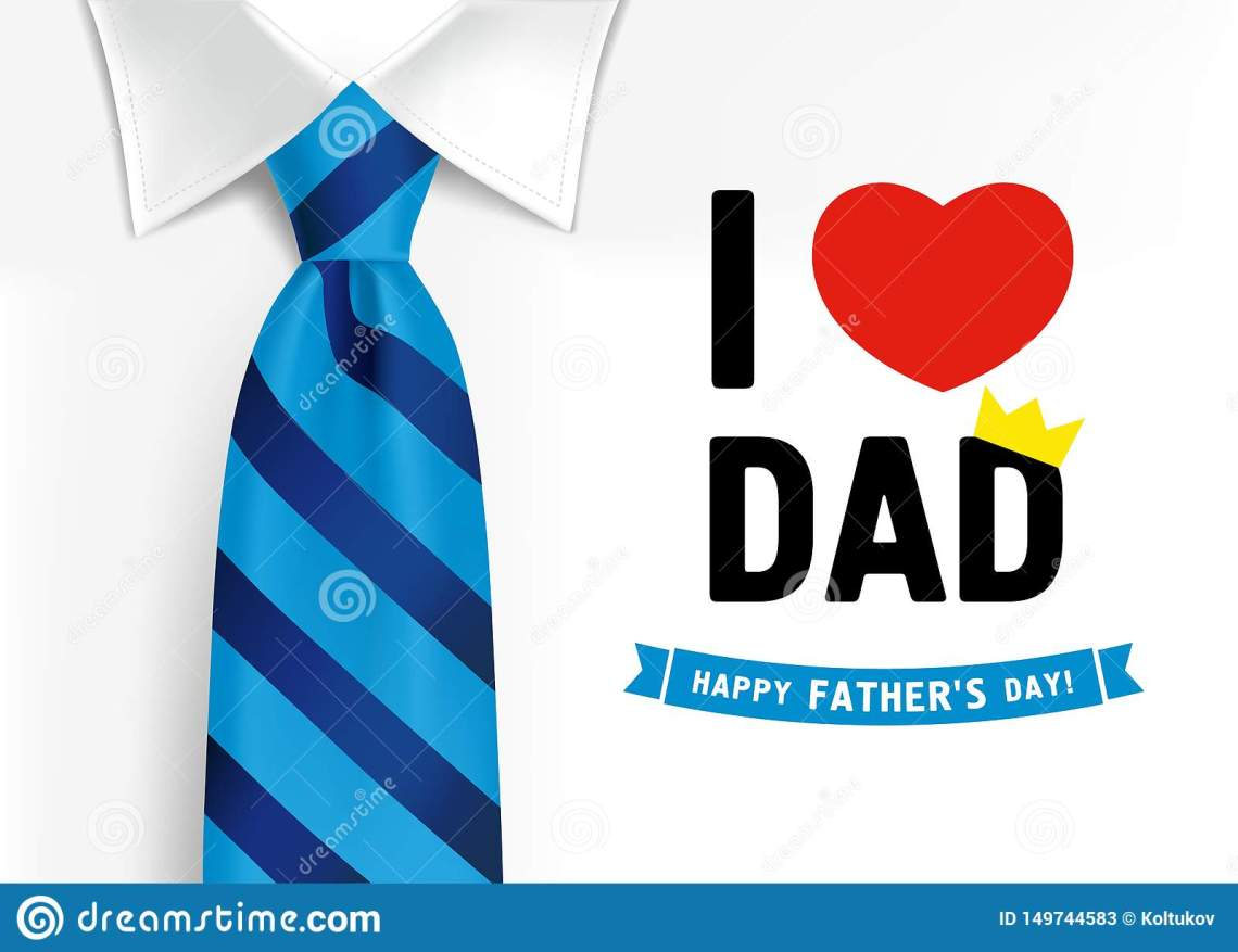 Download I Love You Dad, Happy Father`s Day Lettering Background ...
