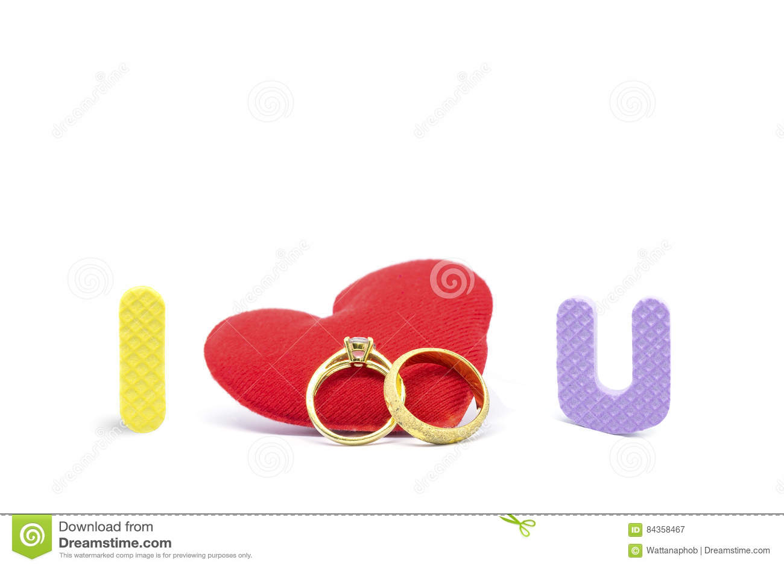I Love You Stock Image Image Of Handwriting Decoration