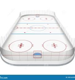 empty hockey rink diagram wiring diagram centreice hockey rink isolated stock illustration illustration of areaice hockey [ 1300 x 1130 Pixel ]
