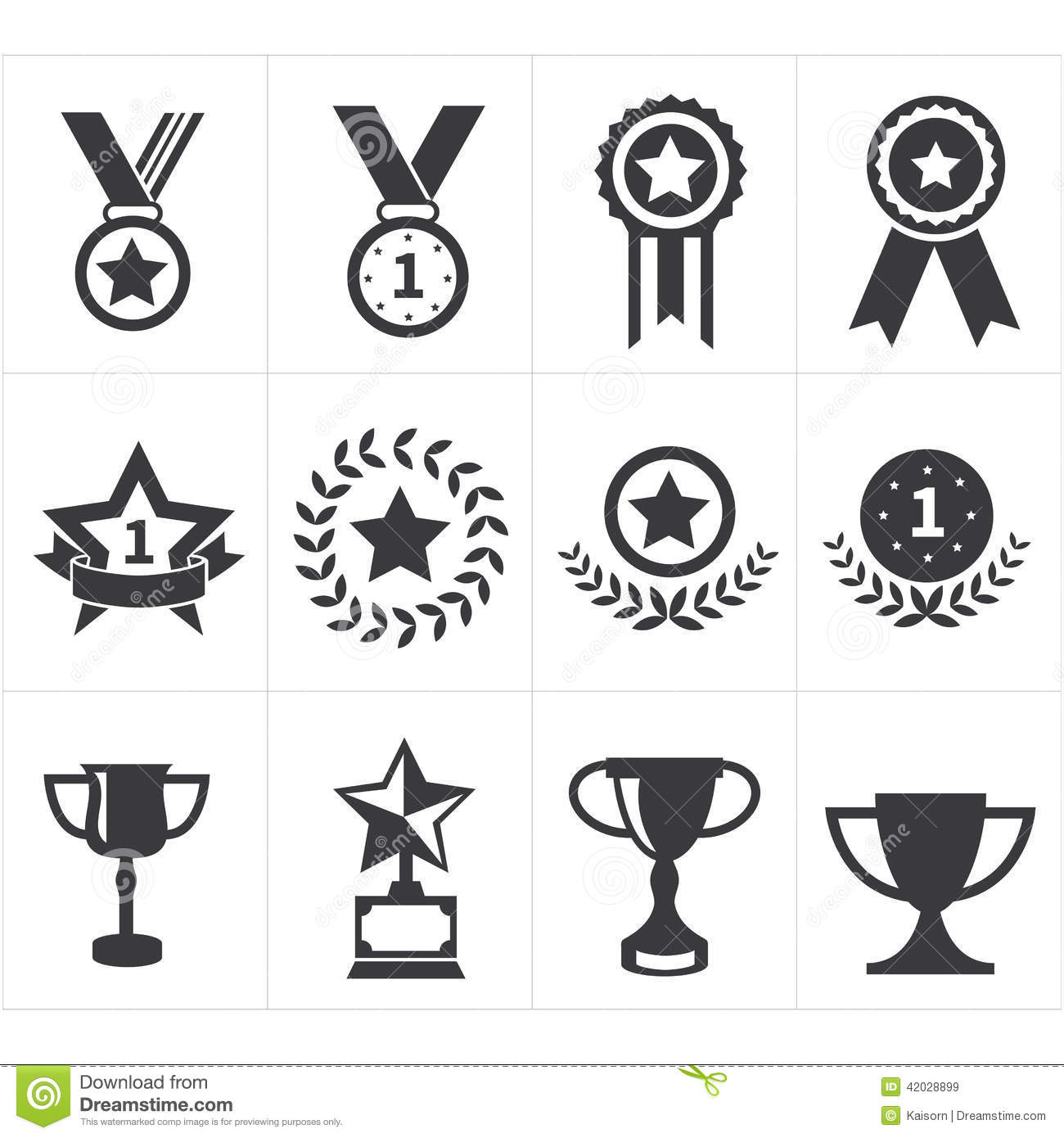 Trophy Stock Illustrations 46 936 Trophy Stock