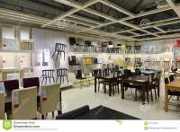 Ikea furniture store editorial image. Image of accessories