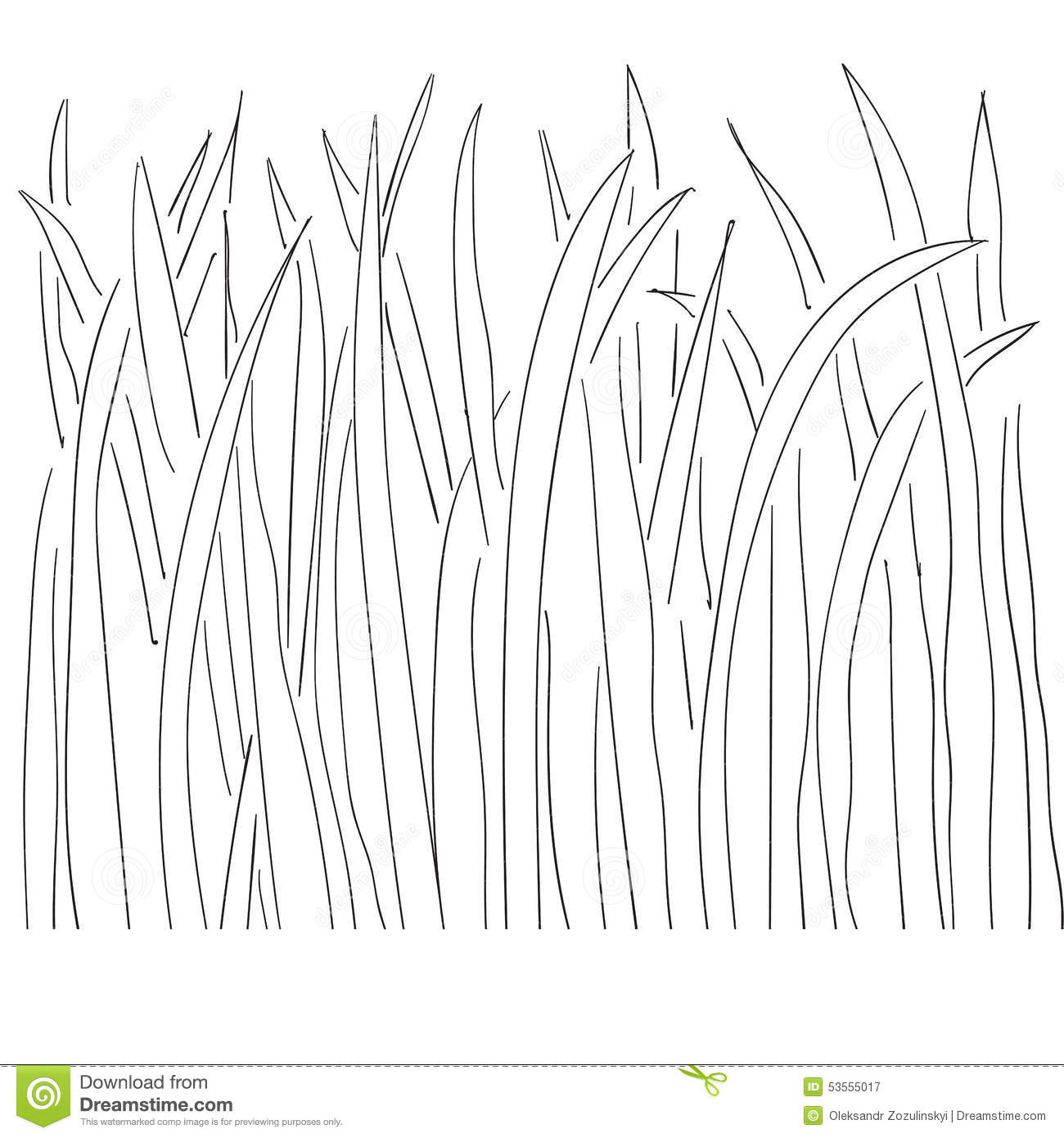 Flower Field Coloring Pages Sketch Coloring Page
