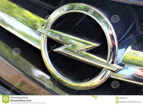 small resolution of an image of a opel logo bielefeld germany 09 16 2017