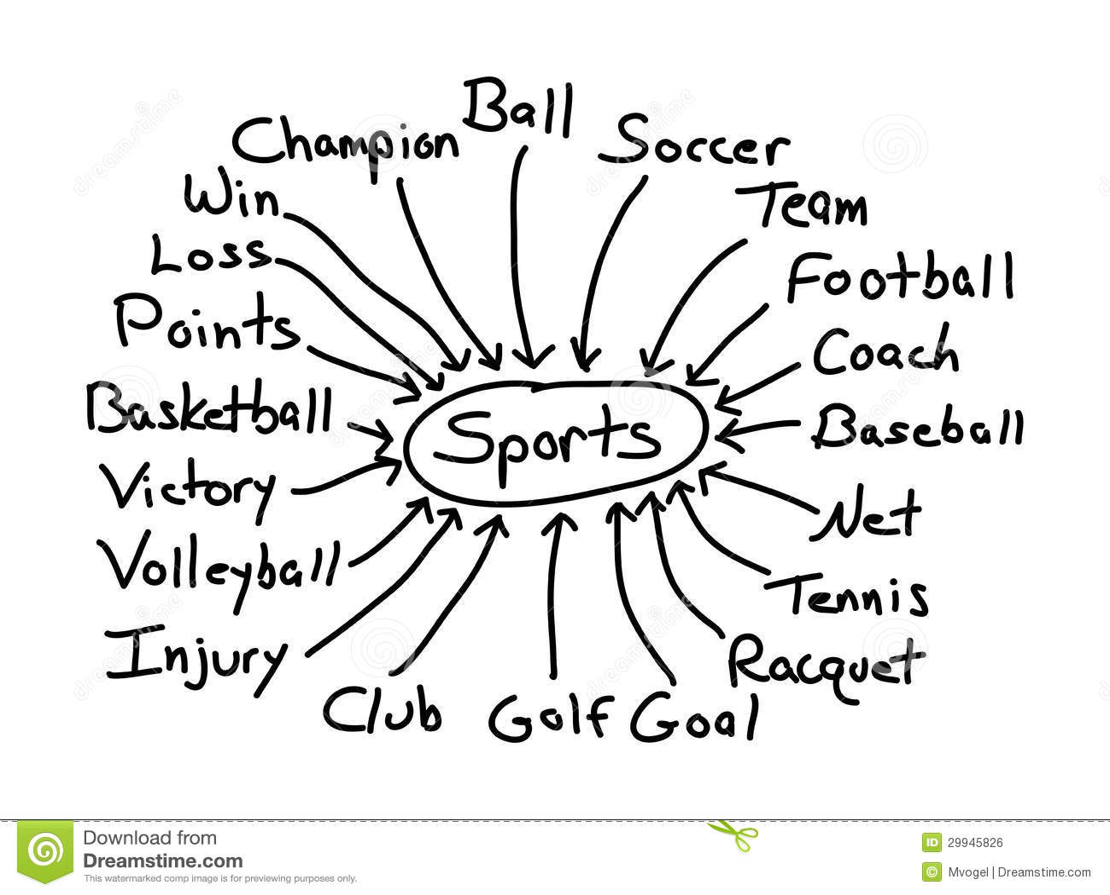 Sports stock illustration. Illustration of tennis