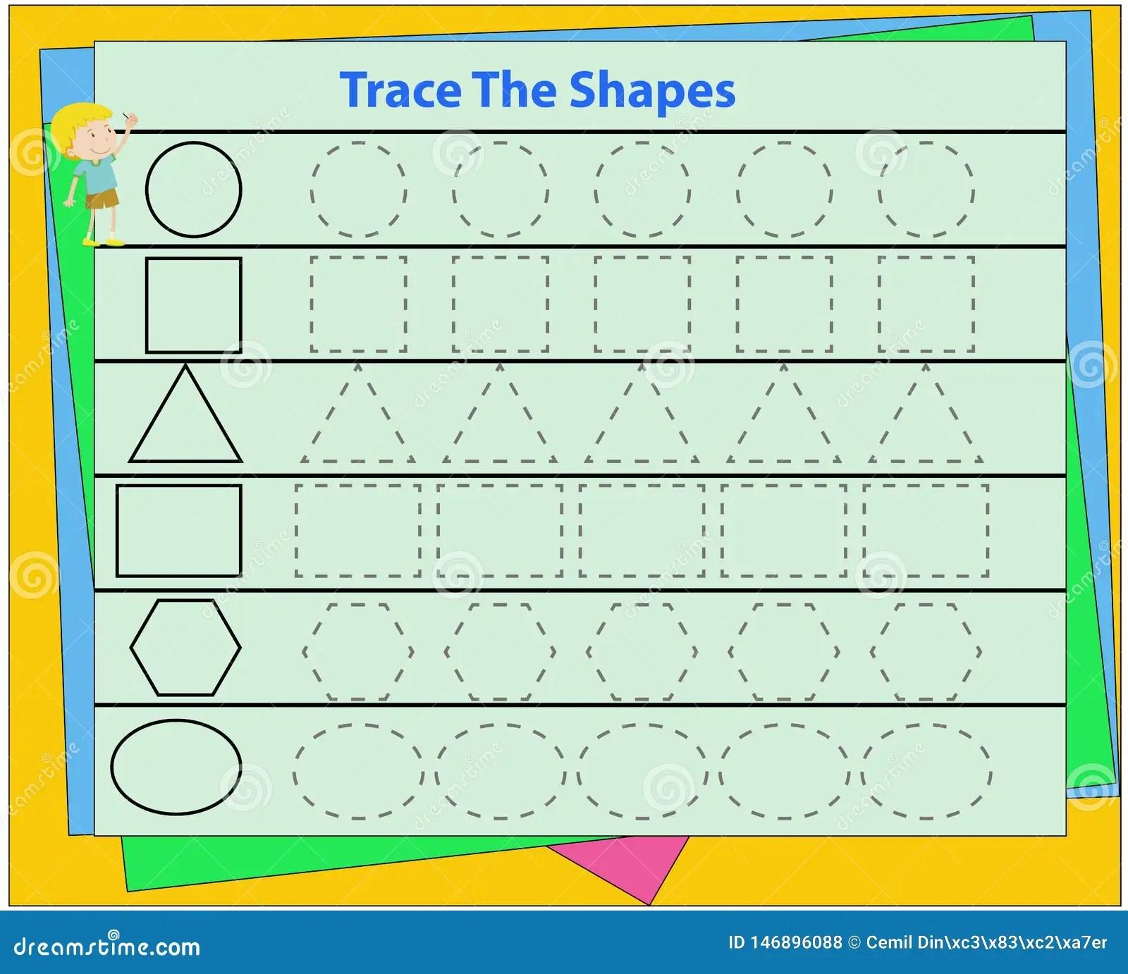 Impari Le Forme E Le Figure Geometriche Scuola Materna O