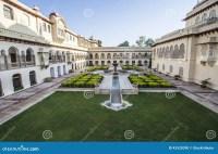 Indian Luxury Palace Stock Photo - Image: 42528390