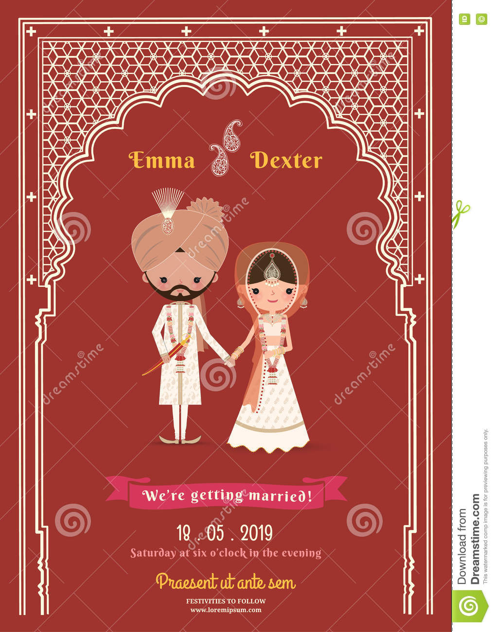 wedding cards save the date