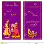 Wedding Invitation Indian