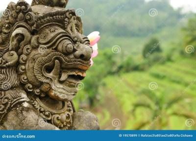 Indonesia, Bali, Architecture Stock Image - Image: 19570899