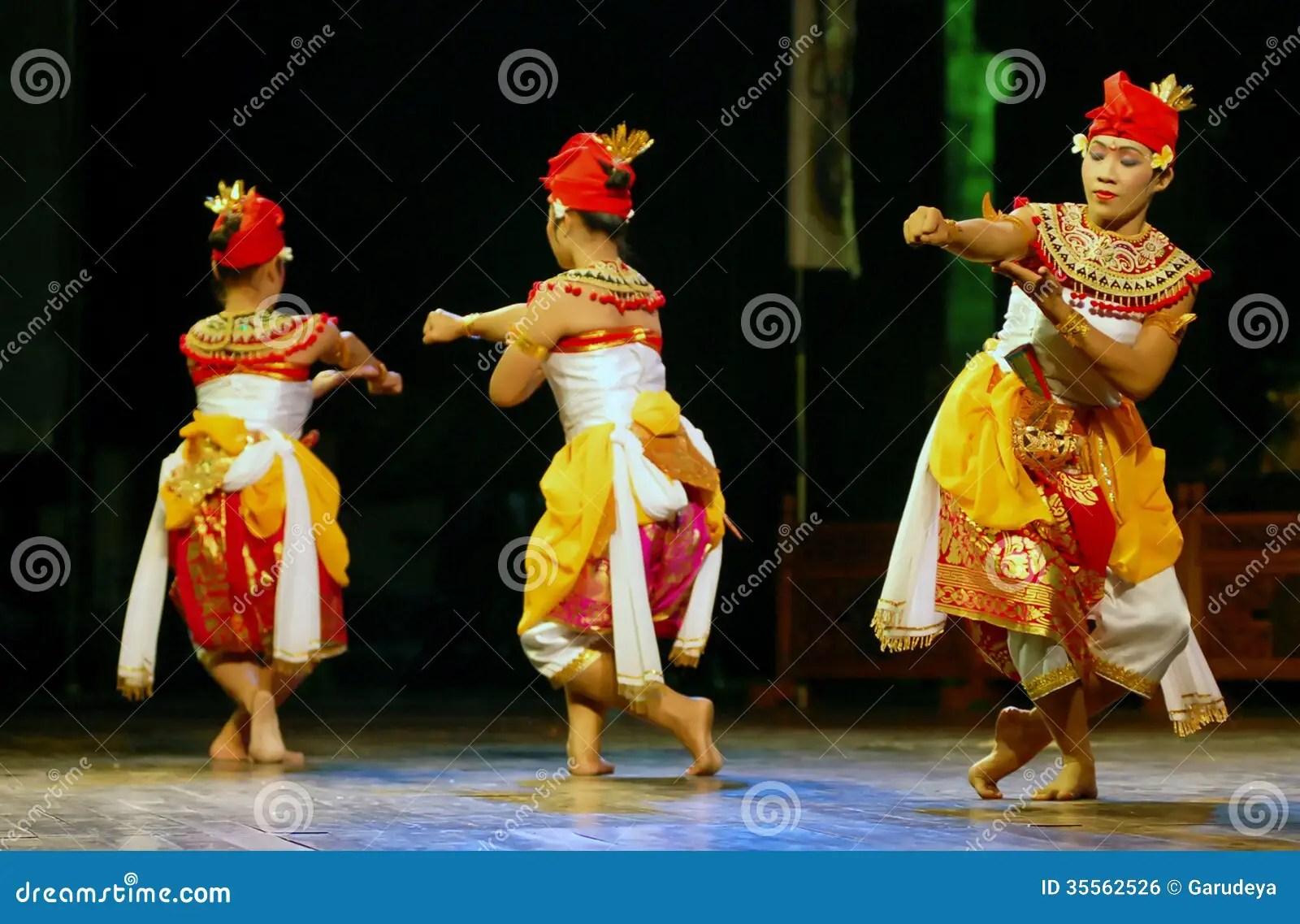 indonesia bali dance editorial