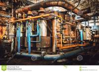 Industrial Furnace Stock Photo - Image: 34651020