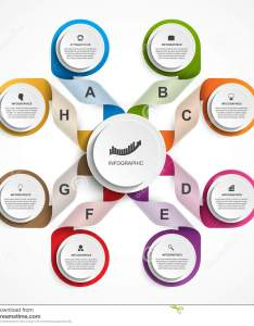 Download infographic design organization chart template stock vector illustration of brochure marketing also rh dreamstime