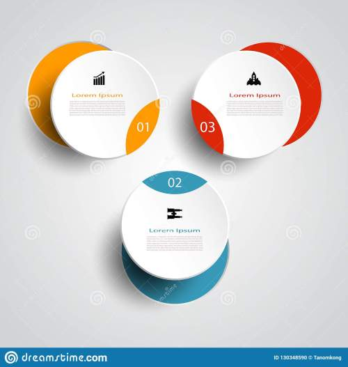 small resolution of infographic technology template digital and engineering telecoms 3 step