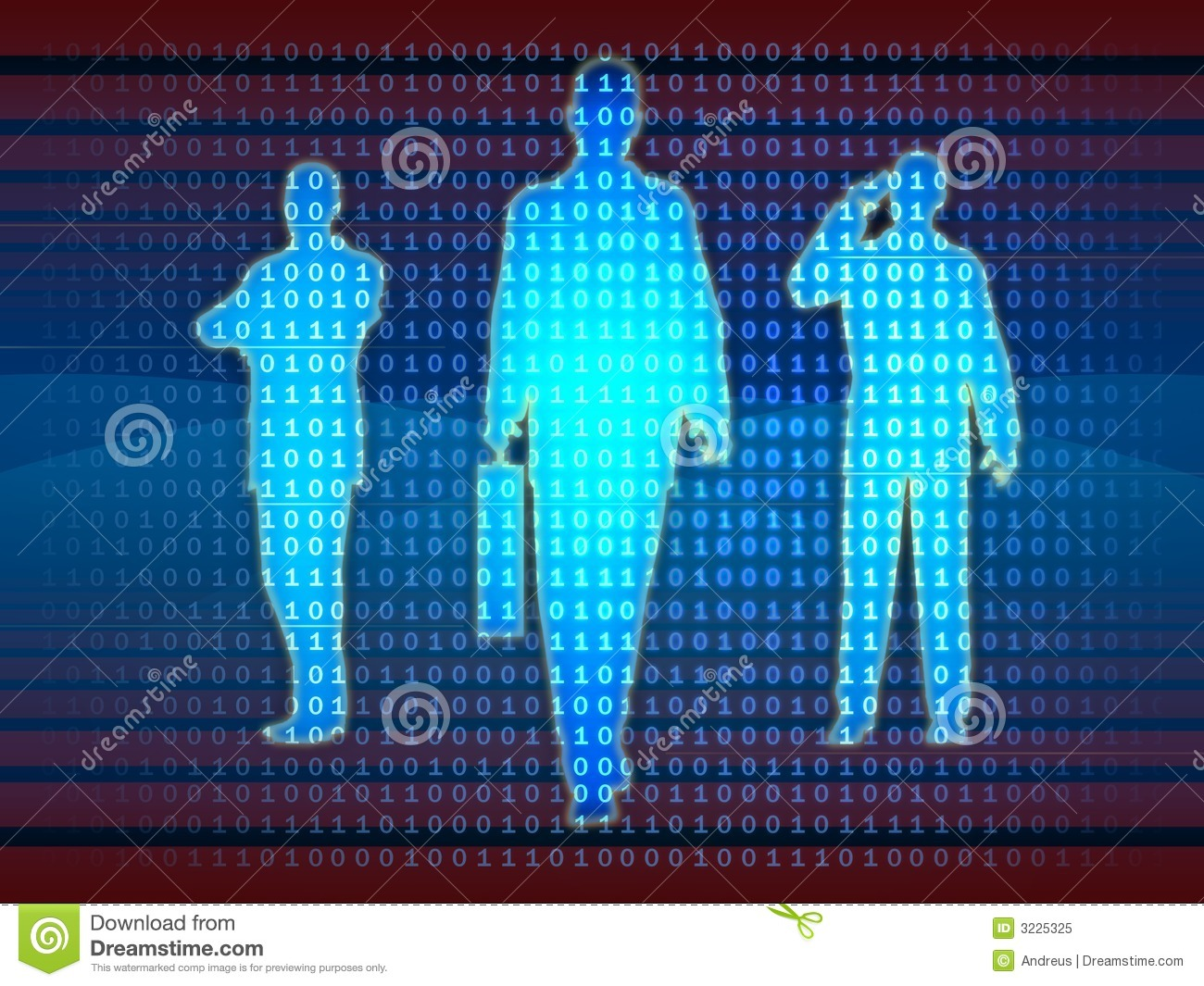 Information Technology Team Royalty Free Stock Photo  Image 3225325