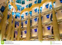 Inside Burj Al Arab Hotel Dubai