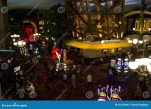 Paris Casino In Las Vegas Editorial