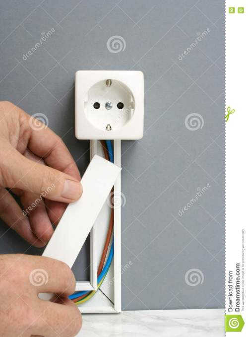 small resolution of installing a power outlet
