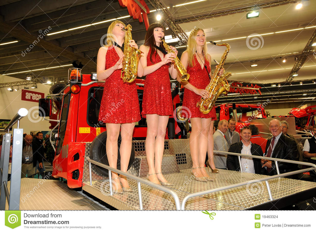 chair stand up stainless steel chairs for sale interalpin 2011 - girls brass band editorial stock image image: 19463324