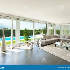 Pretty Living Room Rooms Ideas Brown Sofa Interior Beautiful Stock Photo Image Of Design