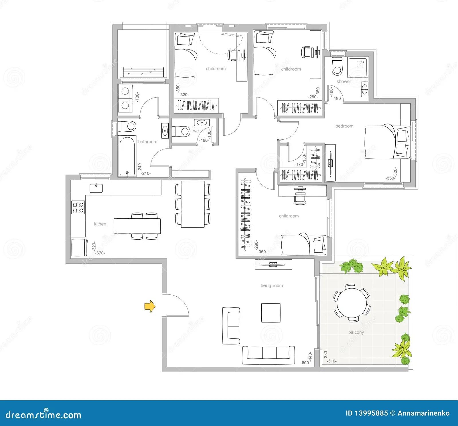 Interior Design Royalty Free Stock Photo - Image: 13995885