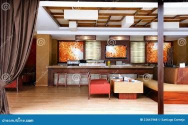 Interior Design Restaurant Stock Photo Image of decoration cheers: 25647968