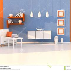 Modern Sofa Plans Free Macy S Furniture Interior Of The Room, Study Room Stock Photo ...