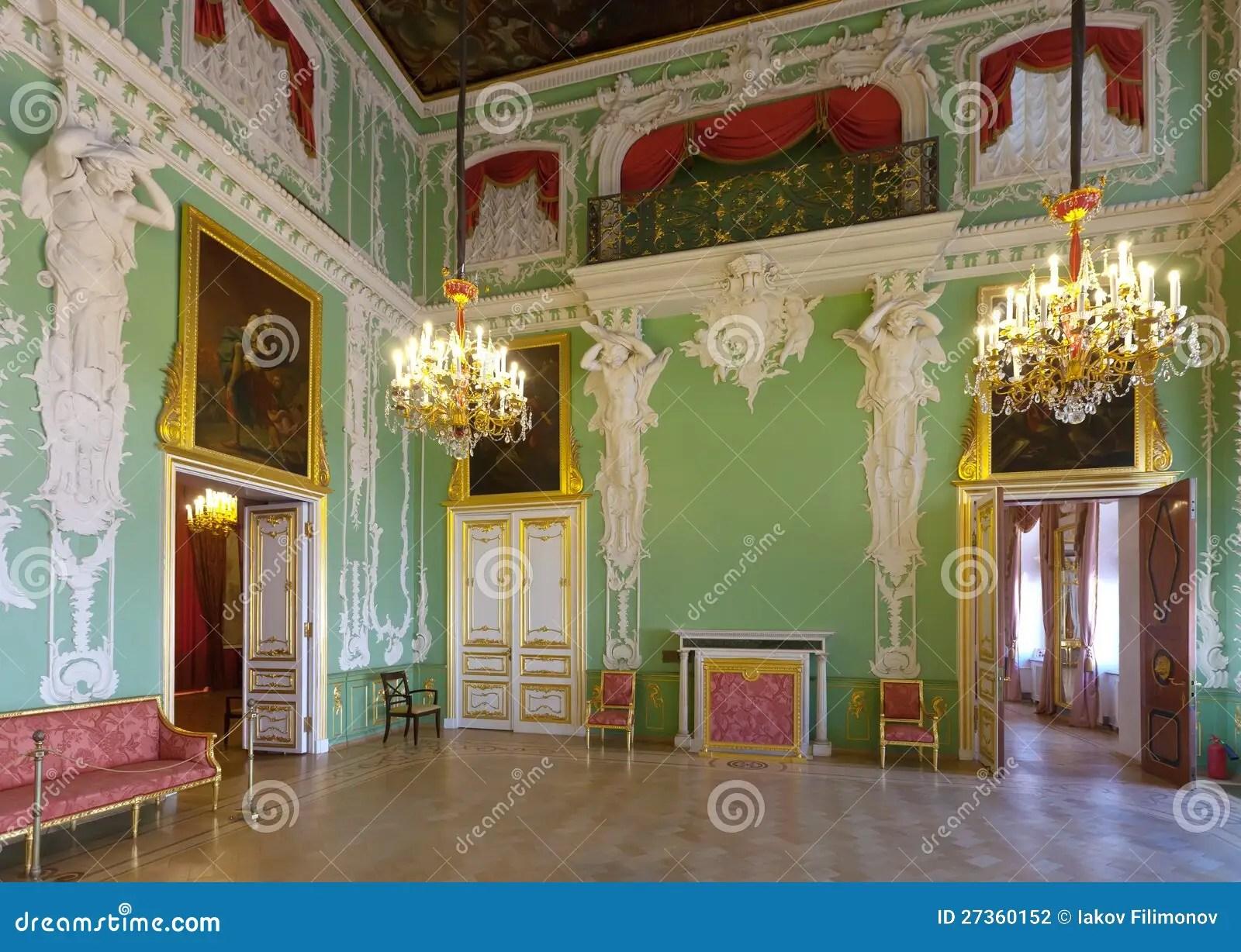 Interior Of Stroganov Palace Editorial Photography  Image