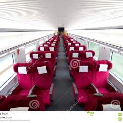 Drive Transport Chair Shower Parts Interior View Of China High Speed Train Stock Photo - Image: 44914767