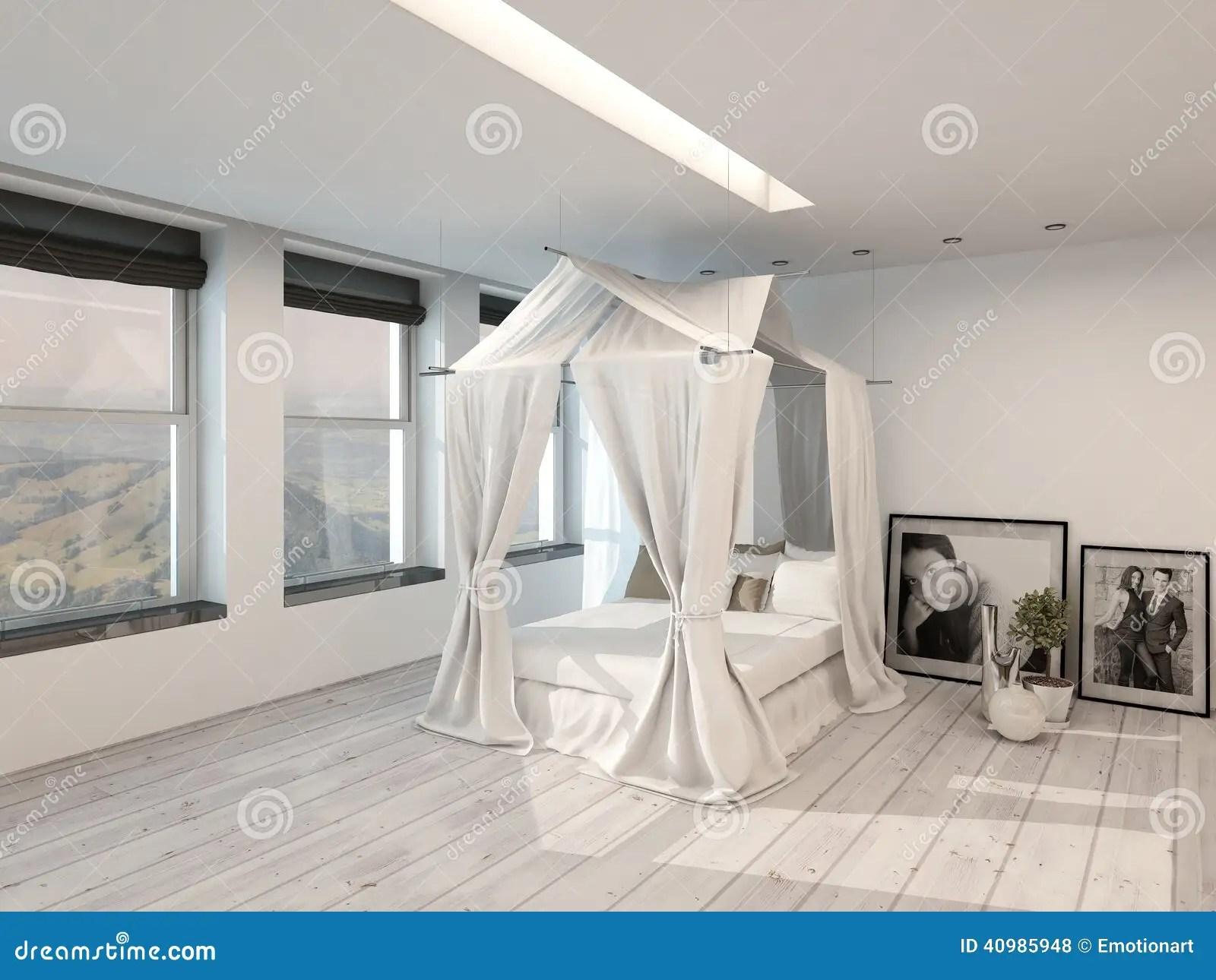 Camera Da Letto Baldacchino.Letto Palafitta Baldacchino Moderno Contenitore By Modus Di