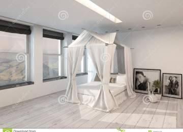 Camere Da Letto Con Letto A Baldacchino : Letto con baldacchino arredare la camera da letto dei bambini con