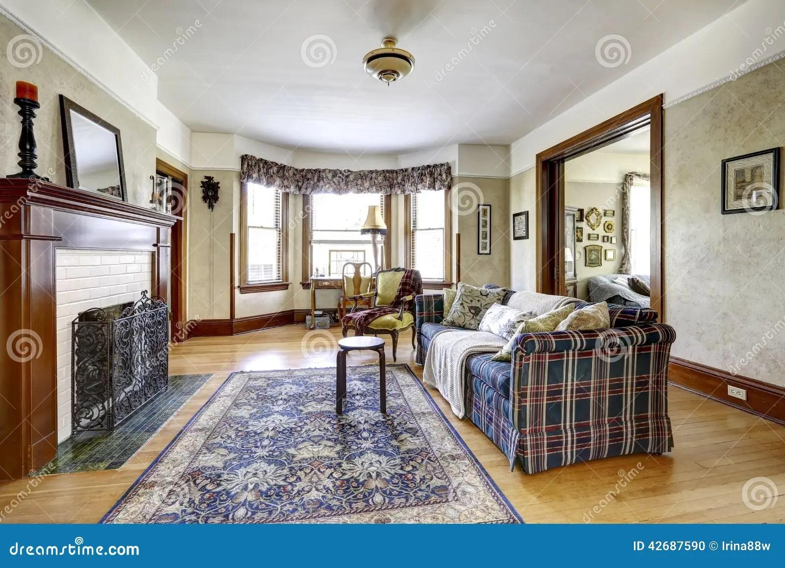 Intrieur Maison Amricaine