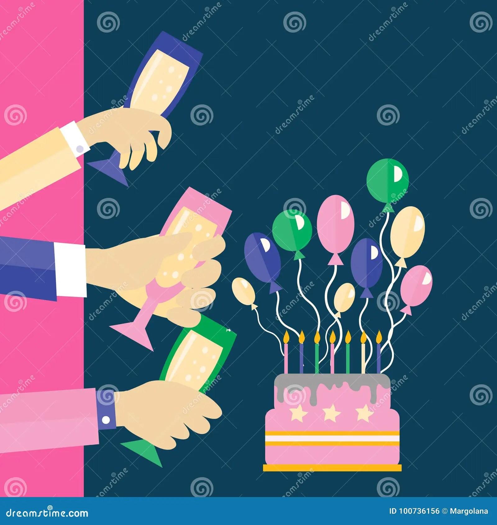 invitation card for celebration