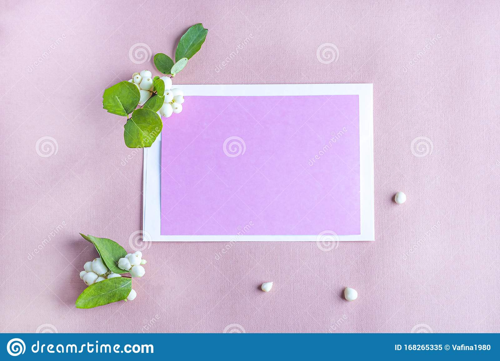 https www dreamstime com invitation card mockup template blank greeting card envelope to wedding birthday other events paper pink invitation image168265335
