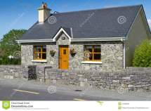 Irish Stone Cottage House Plans