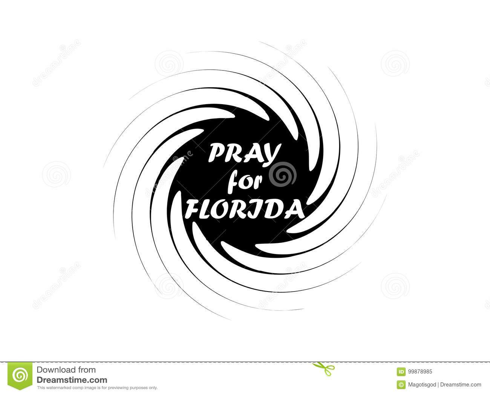 Irma Hurricane Symbol Natural Disaster Tornado Icon