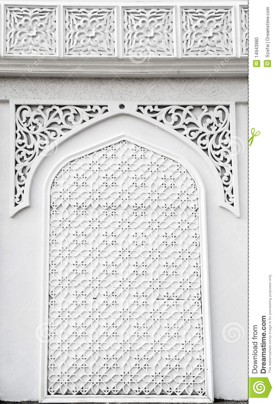 Islamic mosque design stock photo Image of craft dome