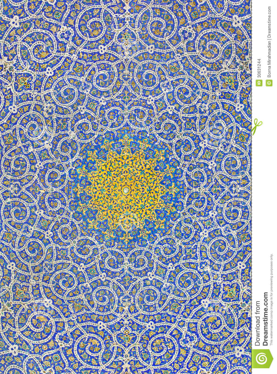 Middle eastern patterns for Interior design and decoration 6th edition