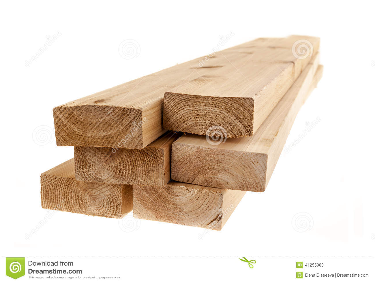 2 By 4 Wood Plank