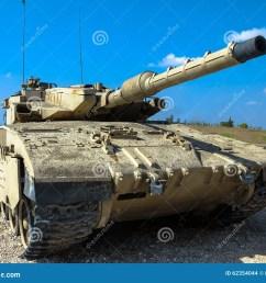 latrun israel october 14 2015 israel made main battle tank merkava mk iii on display at yad la shiryon armored corps museum at latrun  [ 1300 x 1069 Pixel ]