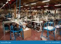 Italian Clothing Factory Royalty Free Stock Photo - Image ...
