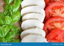 Italian Flag Food