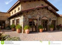 Italian Villa Style Homes with Courtyard