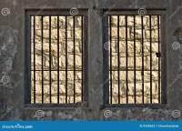 Jail Windows With Bars Stock Photos - Image: 4358263