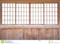 Japanese Sliding Paper Door Stock Image - Image: 33502323